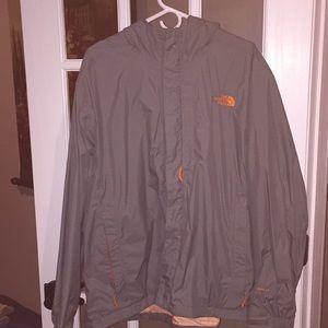 North Face Windbreaker Jacket